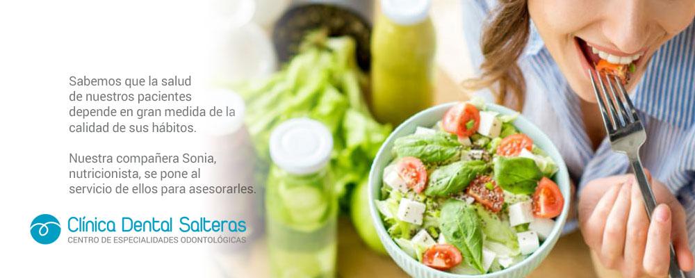 Nutricionista y Salud Bucodental en Salteras